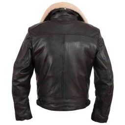 Motorcycle Leather \nJacket HELSTONS Gang Brown ,Leather Motorcycle Jackets