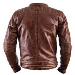 Motorcycle Leather \nJacket HELSTONS Track Camel ,Leather Motorcycle Jackets