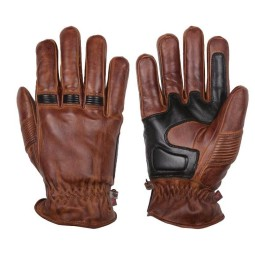 Motorcycle Winter Leader Gloves HELSTONS Velvet Camel ,Motorcycle Leather Gloves