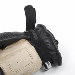 Motorcycle Winter Leader Gloves HELSTONS Velvet Black ,Motorcycle Leather Gloves