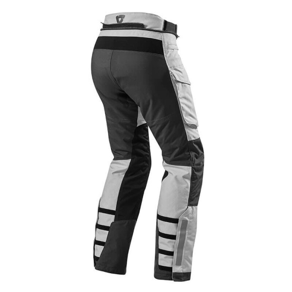 Motorcycle Pants REVIT Sand 3 Silver Anthracite