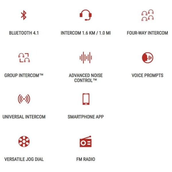 Interphone Bluetooth Sena 10S Unique