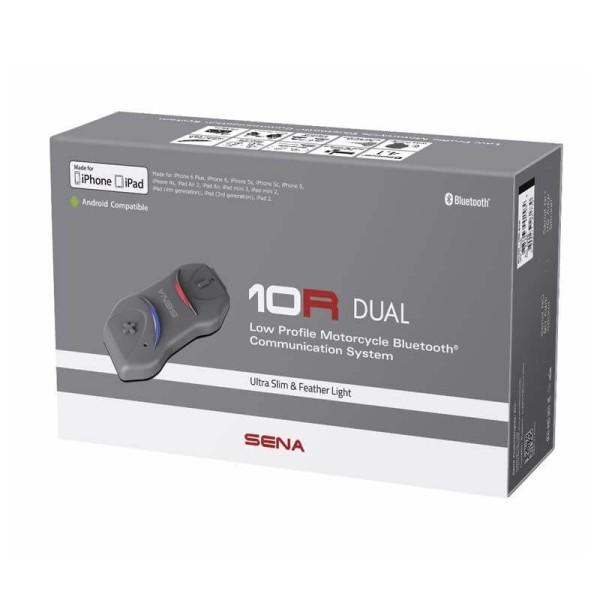 Intercom Bluetooth Sena 10R FM Double