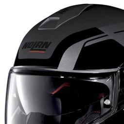 Motorcycle Helmet Modular NOLAN N100-5 CONSISTENCY N-COM Lava Grey ,Modular Helmets