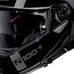 Casco Moto Modulare NOLAN N100-5 CONSISTENCY N-COM Lava Grey