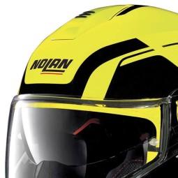 Motorrad Helm Modular NOLAN N100-5 CONSISTENCY N-COM Led Yellow