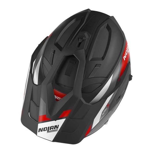 Enduro Helmet Nolan N70-2 X Grand Alpes 20