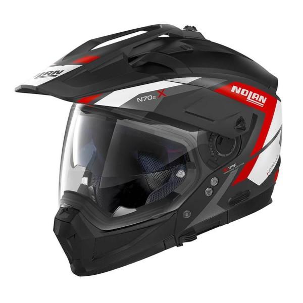 Enduro Helm Nolan N70-2 X Grand Alpes 20