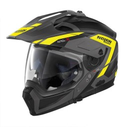 Enduro Helmet Nolan N70-2 X Grand Alpes 23 ,Motocross / Adventure Helmets