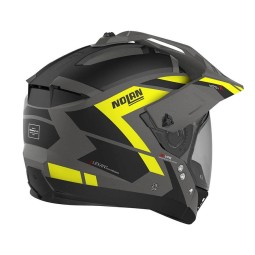 Casco Moto Enduro Nolan N70-2 X Grand Alpes 23, Caschi Motocross / Adventure