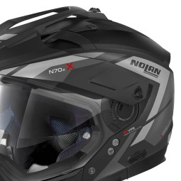 Casco Moto Enduro Nolan N70-2 X Grand Alpes 21, Caschi Motocross / Adventure
