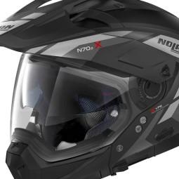 Enduro Helm Nolan N70-2 X Grand Alpes 21