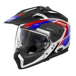 Casco Moto Enduro Nolan N70-2 X Grand Alpes 26