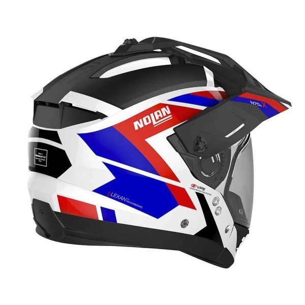 Casque Enduro Nolan N70-2 X Grand Alpes 26