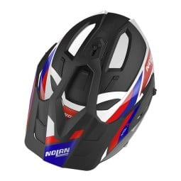 Casco Moto Enduro Nolan N70-2 X Grand Alpes 26, Caschi Motocross / Adventure