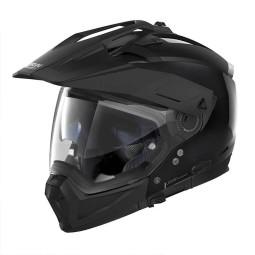 Enduro Helmet Nolan N70-2 X Special 12 Metal Black ,Motocross / Adventure Helmets