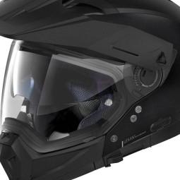 Enduro Helmet Nolan N70-2 X Special 12 Metal Black