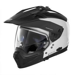 Enduro Helmet Nolan N70-2 X Special 15 Pure White ,Motocross / Adventure Helmets
