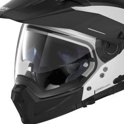 Casco Moto Enduro Nolan N70-2 X Special 15 Pure White, Caschi Motocross / Adventure