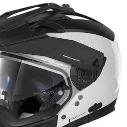 Casco Moto Enduro Nolan N70-2 X Special 15 Pure White, Caschi Enduro