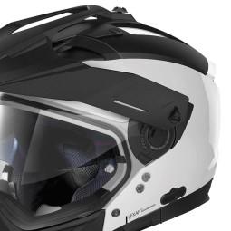 Enduro Helm Nolan N70-2 X Special 15 Pure White