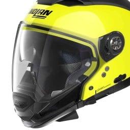 Casque Moto Modulable Nolan N70-2 GT Hi-Visibility 22 ,Casques Modulables
