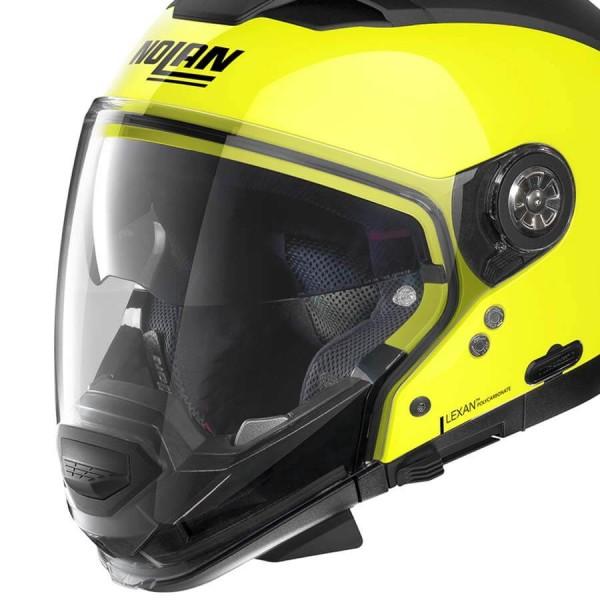 Motorcycle Helmet Modular Nolan N70-2 GT Hi-Visibility 22