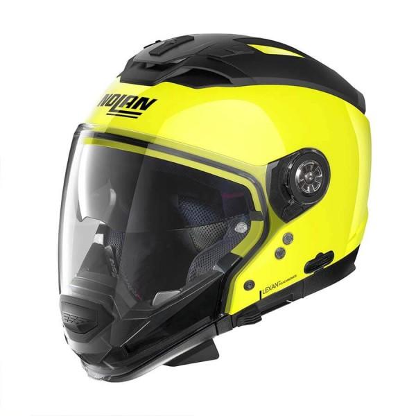 Casco Moto Modular Nolan N70-2 GT Hi-Visibility 22