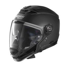 Motorcycle Helmet Modular Nolan N70-2 GT Classic 10 Flat Black ,Modular Helmets