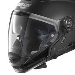 Casco Moto Modulare Nolan N70-2 GT Classic 10 Flat Black