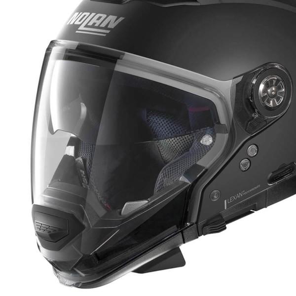 Casque Moto Modulable Nolan N70-2 GT Classic 10 Flat Black