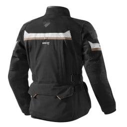 Motorrad-jacke Revit Dominator GTX schwarz ,Motorrad Textiljacken