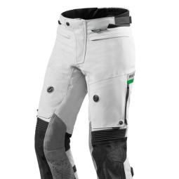 Pantalon Moto REVIT Dominator GTX Gris Clair Vert