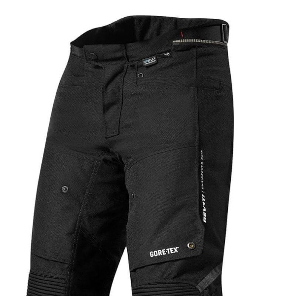 Pantalón Moto REVIT Defender Pro GTX Negro