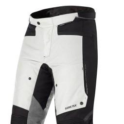 Motorrad Hose REVIT Defender Pro GTX Grau-Schwarz ,Motorradhosen