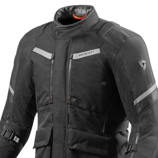 Motorrad-jacke Revit Neptune 2 GTX schwarz