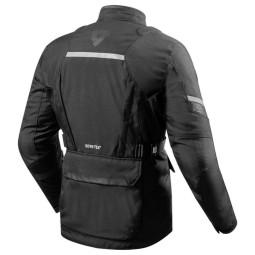 Revit Neptune 2 GTX Jacket black, Motorcycle jackets