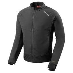 Giacca Termica Moto REVIT Climate 2 Nero, Abbigliamento Funzionale Moto