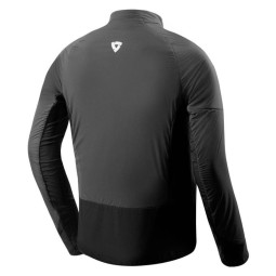 Thermal Motorcycle Jacket REVIT Climate 2 Black ,Functional Motorcycle Gear
