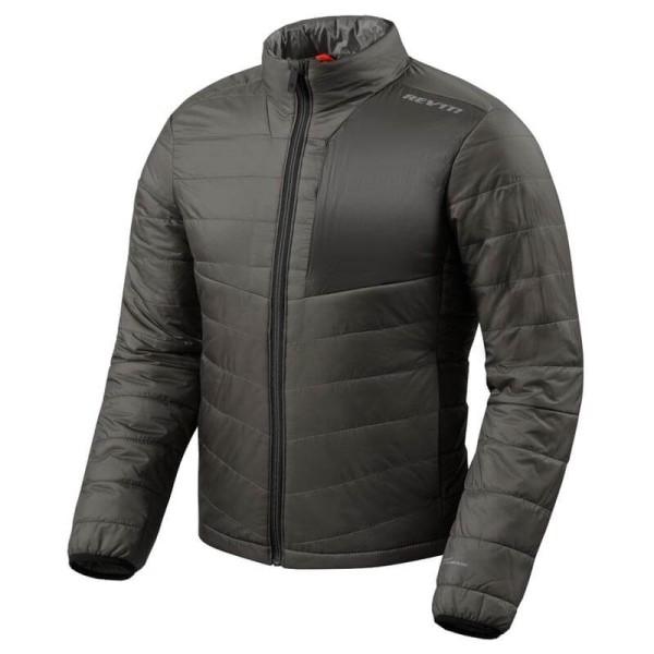 Thermal Motorcycle Jacket REVIT Solar 2 Black