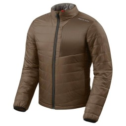 Thermal Motorcycle Jacket REVIT Solar 2 Bronze ,Functional Motorcycle Gear