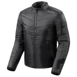Giacca Termica Moto REVIT Core Nero, Abbigliamento Funzionale Moto