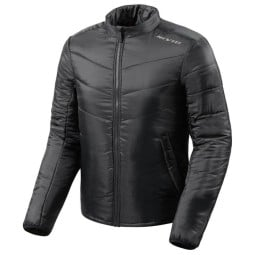 Thermal Motorcycle Jacket REVIT Core Black ,Functional Motorcycle Gear