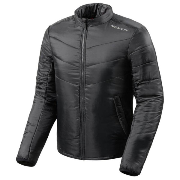 Thermal Motorcycle Jacket REVIT Core Black