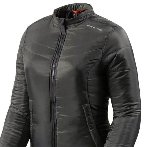 Thermal Motorcycle Jacket REVIT Core Woman Black