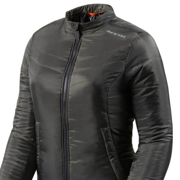 Veste Moto Thermique REVIT Core Femme Noir