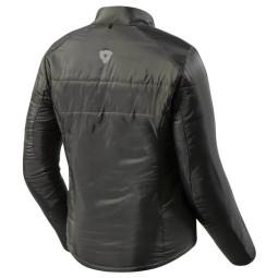 Giacca Termica Moto REVIT Core Donna Nero, Abbigliamento Funzionale Moto