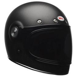 Motorcycle Helmet Vintage BELL HELMETS Bullitt Carbon Matt, Vintage Helmets