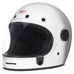Motorcycle Helmet Vintage BELL HELMETS Bullitt White ,Vintage Helmets