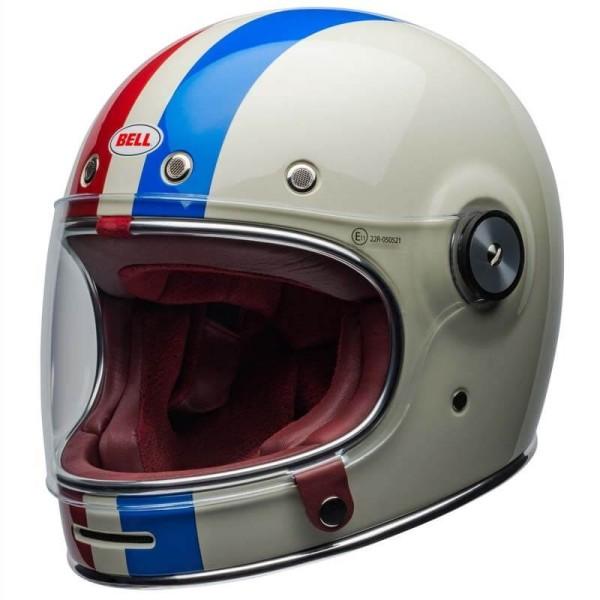 Motorrad Helm Vintage BELL HELMETS Bullitt Command